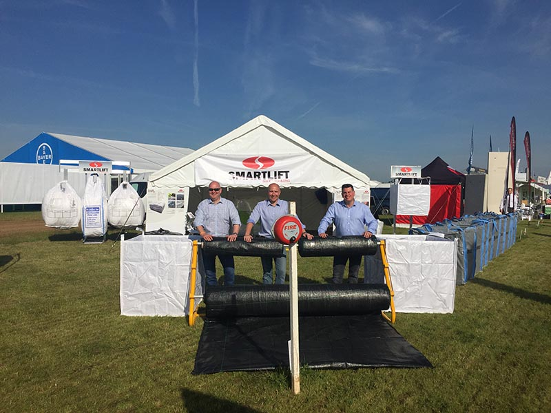 Smartlift at the Cereals 2017 Show